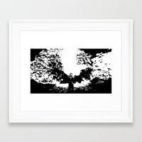 dracula Framed Art Prints featuring Dracula by Panda Cool
