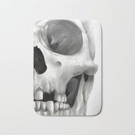 Skull 10 Bath Mat