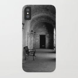 Mission Corridor iPhone Case
