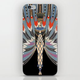 "Art Deco Egyptian Design ""The Nile"" iPhone Skin"