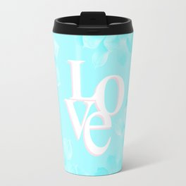 LOVE Design Travel Mug