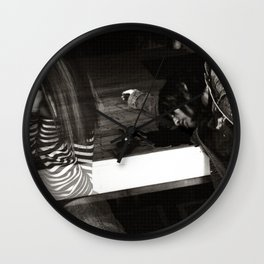 this is a selfish self-awareness, chapter 7 Wall Clock