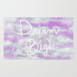 Dream Big - Lavender  Rug