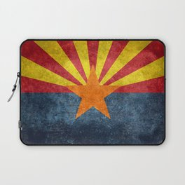 Arizona state flag - vintage retro style Laptop Sleeve