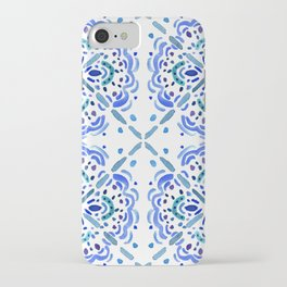 Amalfi Tile iPhone Case