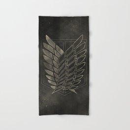 Attack on Titan  Hand & Bath Towel