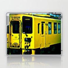 J Train Laptop & iPad Skin