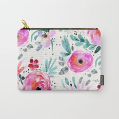Colby Floral Carry-All Pouch
