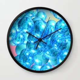 Blubber Wall Clock