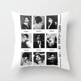 RiRi #2 Throw Pillow