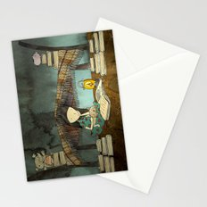 Monsters, Mermaids, Castles and Kings Stationery Cards
