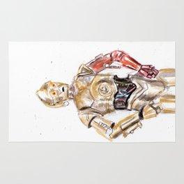 C-3PO Rug