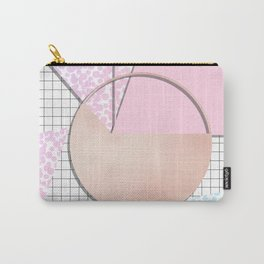 Stayin' Alive - Geometric Pattern 008 Carry-All Pouch