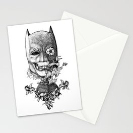 World Finest Series. The Bat.  Stationery Cards
