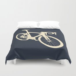 Bicycle - bike - cycling Duvet Cover