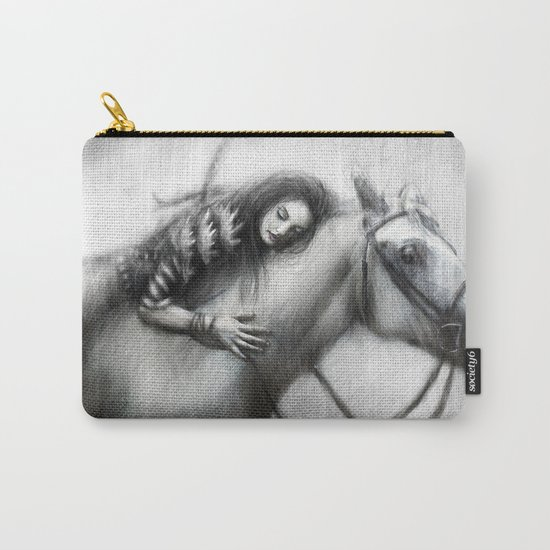 Pale Horse Carry-All Pouch