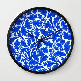 """John Henry Dearle """"Oak Tree"""" 6. Wall Clock"""