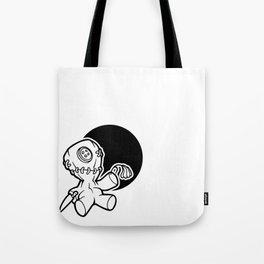 Voodoo Doll Tote Bag