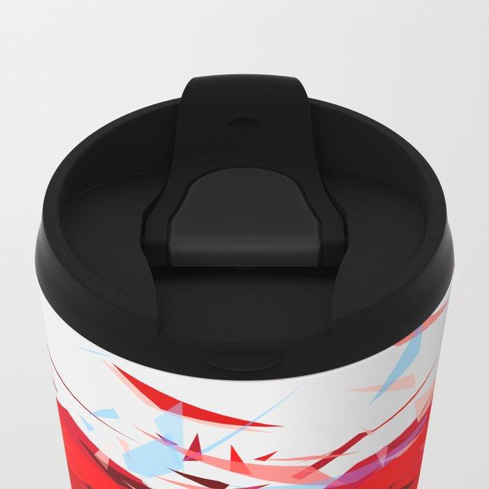 Fragile Heart Metal Travel Mug