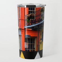 NEW ORLEANS:  LET THE GOOD TIMES ROLL!! Travel Mug