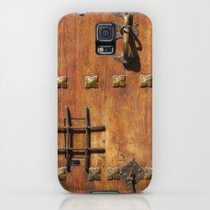 Historic door in Granada  Slim Case Galaxy S5