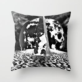 What They Found Was Holy But Not Theirs Throw Pillow