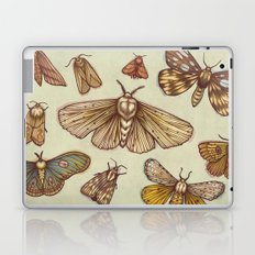 Moths Laptop & iPad Skin