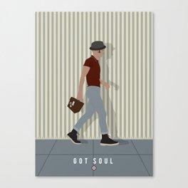 Rude Boy Canvas Print