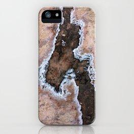 Earth Art Salt of the Earth iPhone Case