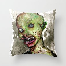 Minor Orc Throw Pillow