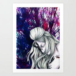 Lady Venus Art Print