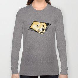 Ceiling Doge Long Sleeve T-shirt
