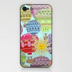 Candy Sky iPhone & iPod Skin