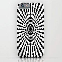 Wavy Stripes Cool Pattern iPhone Case