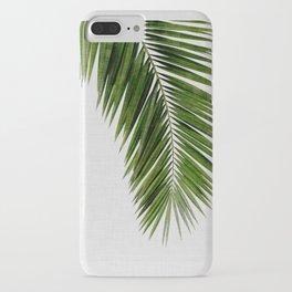 Palm Leaf I iPhone Case