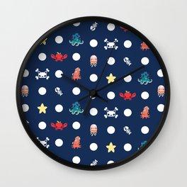 inki DOT Jinx Wall Clock