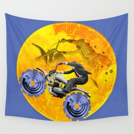 De Steile Wand Wall Tapestry