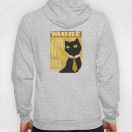 Cats in Ties - PSA Hoody
