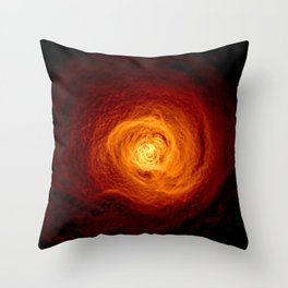 1668. The Perseus Cluster Waves  Throw Pillow