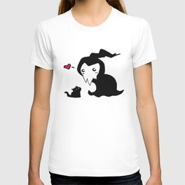SOREM and Cat the shadow T-shirt