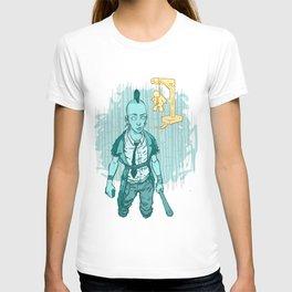 Hang Man / Banker Pinata T-shirt
