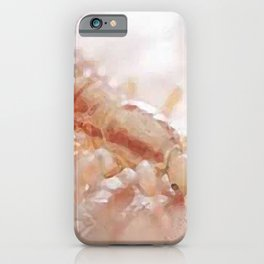 painting of louse  iPhone Case