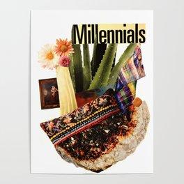 Millennials Poster