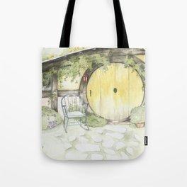 Hobbithole 2. Tote Bag