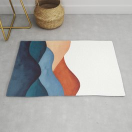 Far Over the Hills Rug