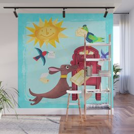 Special Delivery Wall Mural