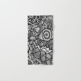 Doodle 5 Hand & Bath Towel