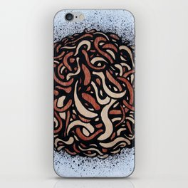 Collective Consciousness Dissection 4 iPhone Skin