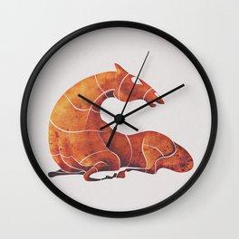 Horse 3 Wall Clock