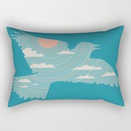 Skylark Rectangular Pillow
